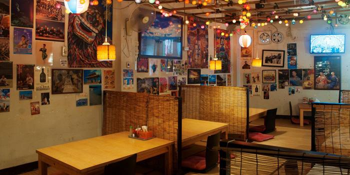 Dining Area from Okinawa KINJO at 24 Sukhumvit 69 Alley Khwaeng Phra Khanong Nuea, Khet Watthana Bangkok