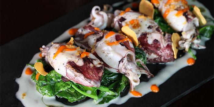 Dish 4 at Uccello