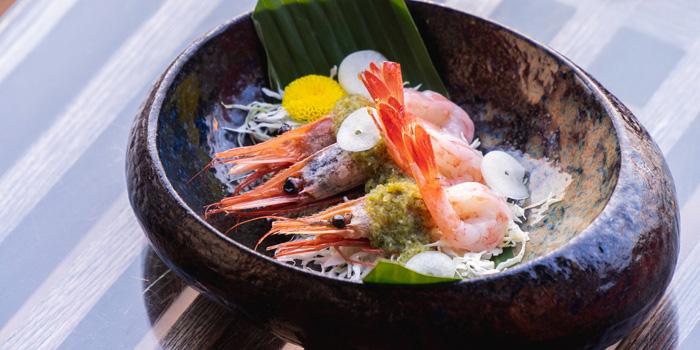 Ebi Dishes from The Roof Gastro at Siam@Siam Design Hotel Bangkok 865 Rama 1 Road Wang Mai, Patumwan Bangkok