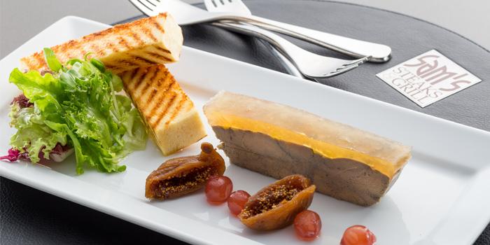 Foie-Gras-Terrine from Sam