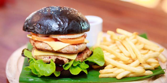 Asian-Roast-Pork-Burger from Naughty Nuri