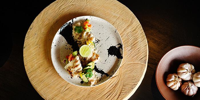 Food from SVA, Canggu, Bali