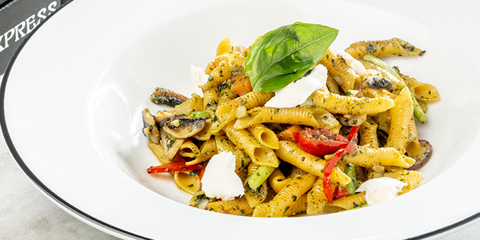 Garganelli Giardiniera from PizzaExpress (Jewel) in Changi, Singapore