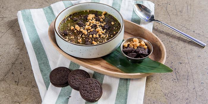 Green Tea Creme Brulee, Greenhouse, Causeway Bay, Hong Kong