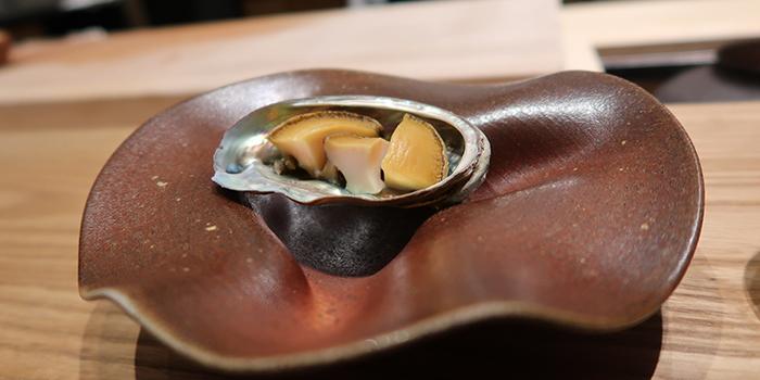 Grilled Abalone, Sushi Zo, Central, Hong Kong