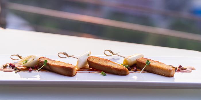 Grilled Dishes from The Roof Gastro at Siam@Siam Design Hotel Bangkok 865 Rama 1 Road Wang Mai, Patumwan Bangkok