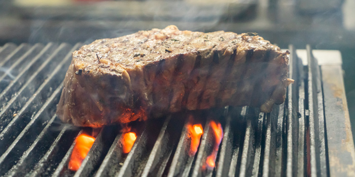 Grilled Dishes from Rossano