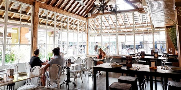Interior from Hi Polloi Bali