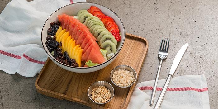 Healthy Fruit Salad, Greenhouse, Causeway Bay, Hong Kong