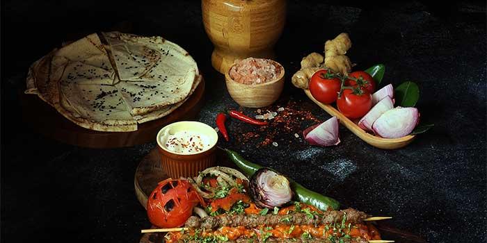 Kebab Kash-Kash at Awtar Shisha Lounge