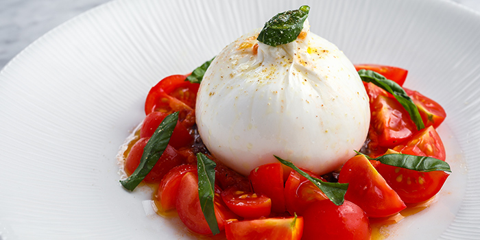 La Burrata Pugliese, Isola Bar & Grill, Central, Hong Kong