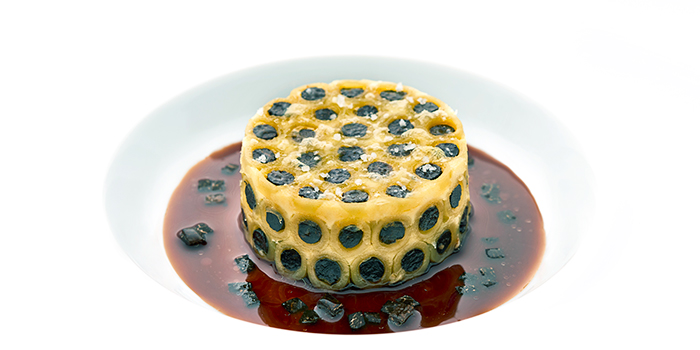 La Truffe Noire from Vianney Massot Restaurant on Hongkong Street in Clarke Quay, Singapore