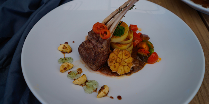 Lamb Chop from Beyond Seafood Restaurant in Patong, Phuket, Thailand