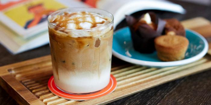 Luka Coffee from Luka Cafe at 14/2 Soi Somkid, Phloen Chit Rd Lumphini, Khet Pathum Wan Bangkok