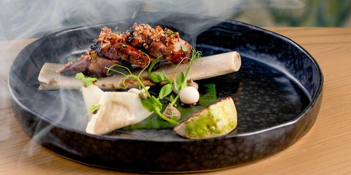 Main Dishes from Shellfish from Front Room at Waldorf Astoria Bangkok Lower Lobby, 151 Ratchadamri Road Bangkok