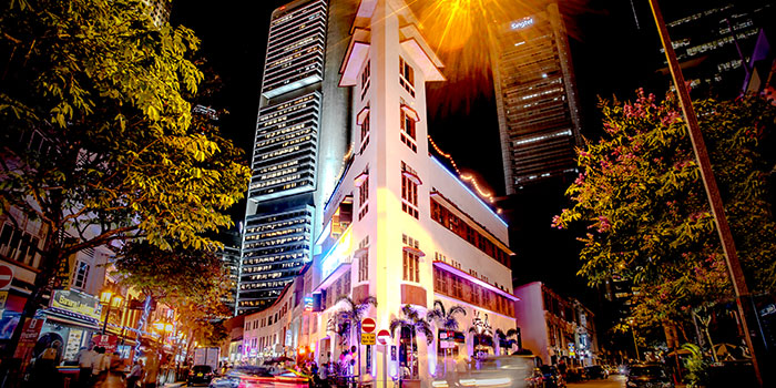 Exterior of 79 After Dark in Boat Quay, Singapore