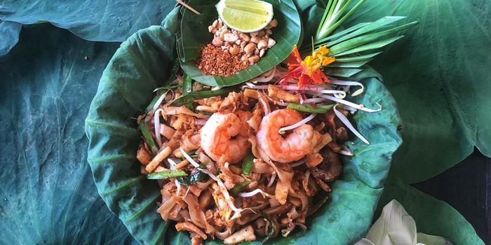 Pad Thai from Yelo Cafe at 20/2 Rama I Rd Khwaeng Wang Mai, Khet Pathum Wan Bangkok