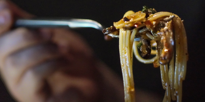 Pasta Dishes from Fortyfive - Bar & Kitchen at Sukhumvit Soi 45 Bangkok