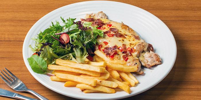 Monterey Jack Chicken from 18 Hours @ Keong Saik in Keong Saik, Singapore