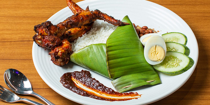 Nasi Lemak from 18 Hours @ Keong Saik in Keong Saik, Singapore