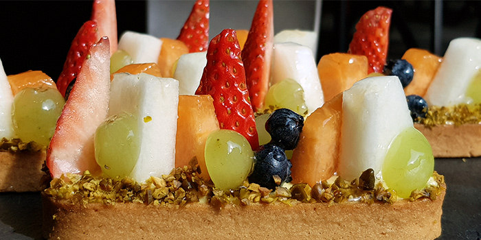 Fruit Tart from 9th ave. in Woodlands, Singapore