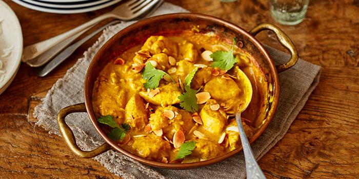 Chicken Korma from CHILLAS Indian Restaurant in Buona Vista, Singapore