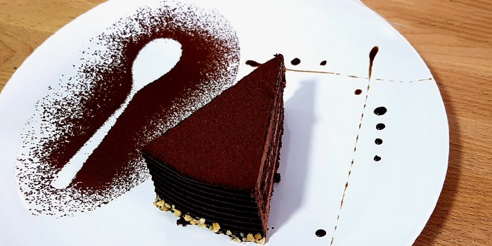 Chocolate Cake from De Dimension in Hougang,  Singapore