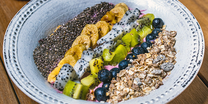 Acai Bowl from Good Old Days Bistro in Bugis, Singapore