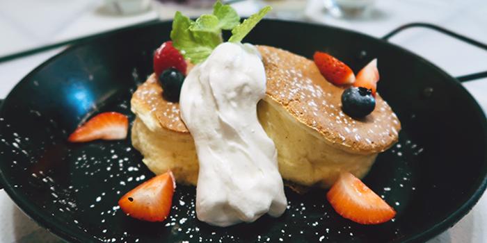 Souffle Pancake from Good Old Days Bistro in Bugis, Singapore