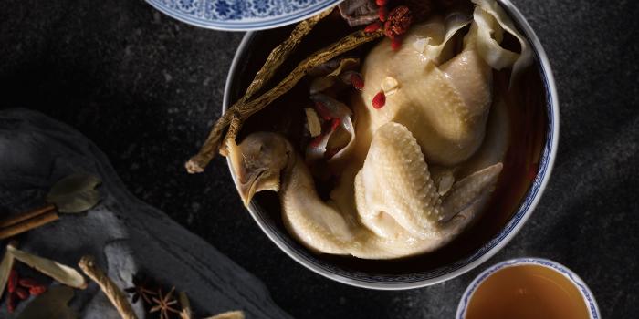 Boiled Soup from Old Hong Kong Kitchen (Novena) in Novena, Singapore