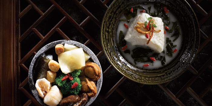 Double Boiled Soup from Old Hong Kong Kitchen (Paya Lebar) in Paya Lebar, Singapore