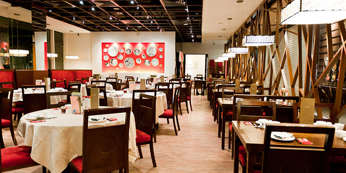 Interior of Old Hong Kong Kitchen (Paya Lebar) in Paya Lebar, Singapore