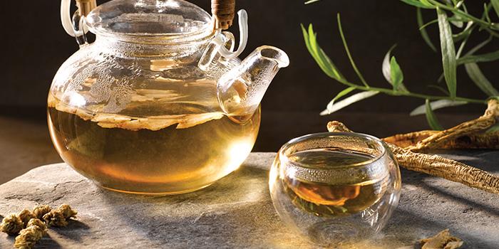 Jilin Jinsen Tea from Old Hong Kong Kitchen (Paya Lebar) in Paya Lebar, Singapore