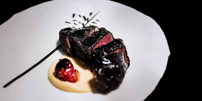 Pata Negra from Preludio at Frasers Tower in Raffles Place, Singapore