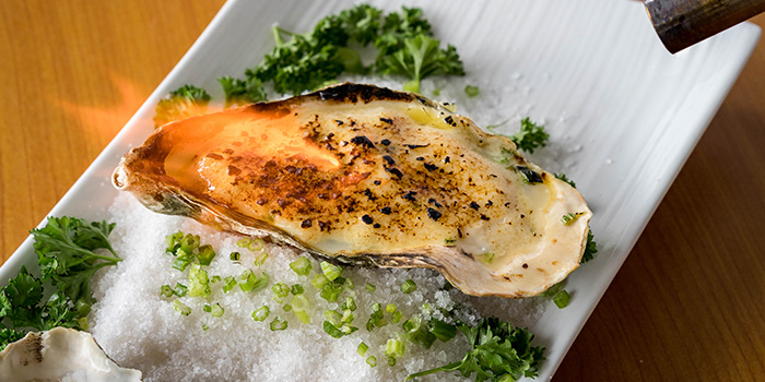 BBQ Oyster from SHAO in Kembangan, Singapore