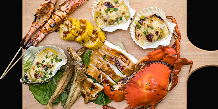 Seafood Platter from SHAO in Kembangan, Singapore