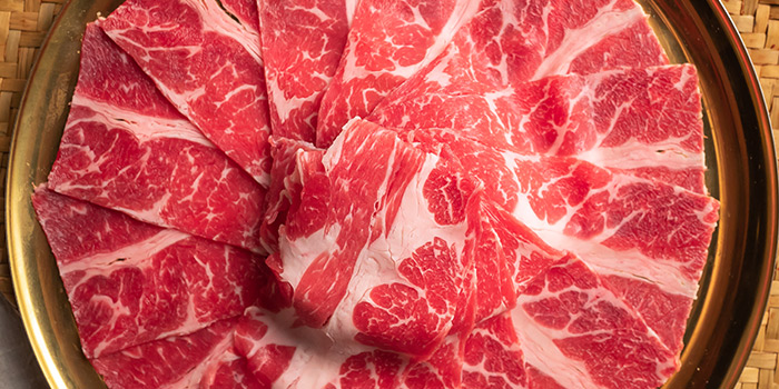 Beef Strips from Tong Xin Ru Yi in Boat Quay, Singapore