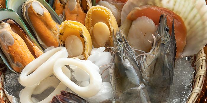 Seafood Platter from Tong Xin Ru Yi in Boat Quay, Singapore