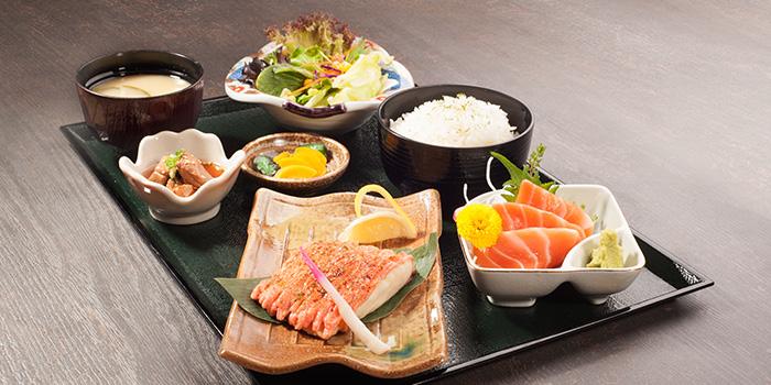Sashimi Gozen from Kyoaji Dining in 111 Somerset in Orchard, Singapore