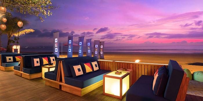 Sunset on Seminyak (Anantara Seminyak Bali Resort)