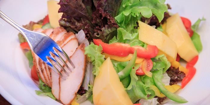 Salad from Vista Restaurant in Patong, Phuket, Thailand