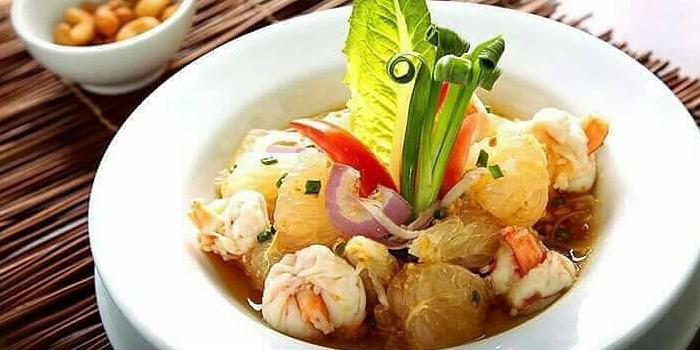 Special Dishes from Oak Wine Valley @ Sukhumvit 50 at 451 Sukhumvit 50 Rd. Phra Khanong, Klong Toey Bangkok