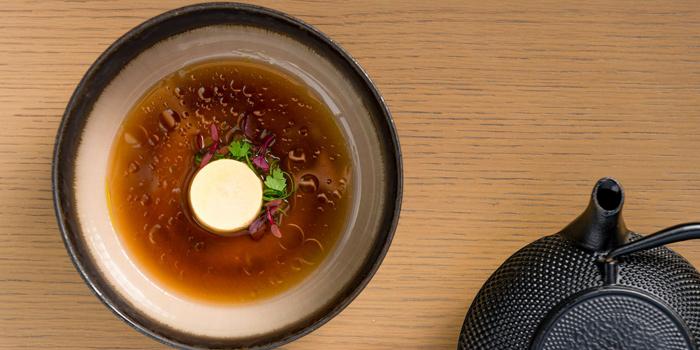 Special Dishes from Front Room at Waldorf Astoria Bangkok Lower Lobby, 151 Ratchadamri Road Bangkok
