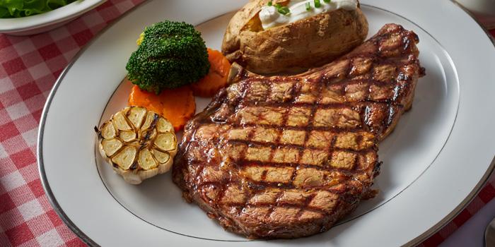 El Toro Steak (Prime-Rib) from El Toro House of Meat at 519 Sukhumvit Road Kwaeng Klong Toey Nua, Wattana Bangkok