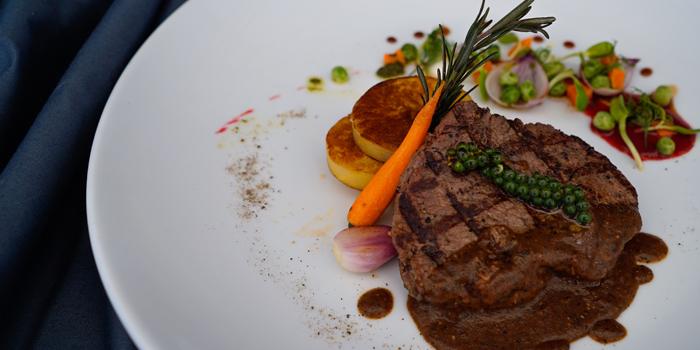 Tenderloin-Steak from Beyond Seafood Restaurant in Patong, Phuket, Thailand