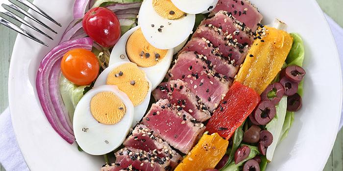 Tuna Salad, Odelice!, Wan Chai, Hong Kong