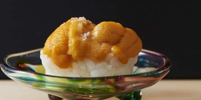 Uni Sushi from MASA - Otaru Masazushi at ICONSIAM (Siam Takashimaya) 4th Fl Rose Dining Zone Charoen Nakhon Road, Klong San Bangkok