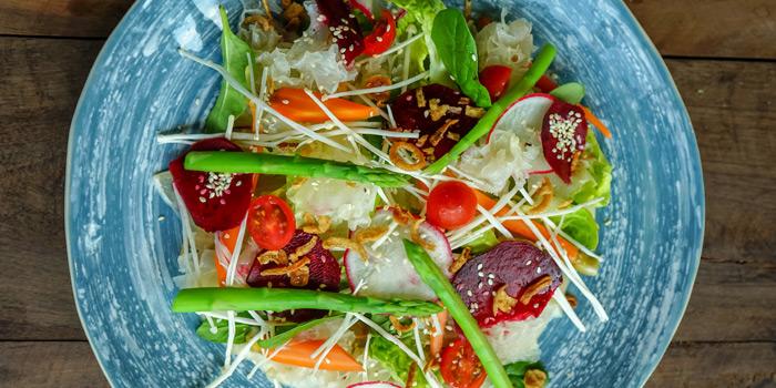 Vegetable Salad from Riedel Wine Bar & Cellar at Gaysorn Village, Bangkok