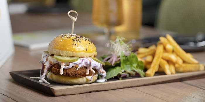 Lalla Burger at Lalla Jakarta