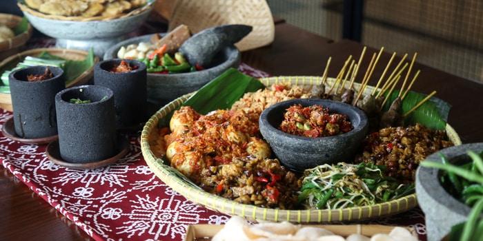 Ramadhan at 1945 Restaurant (Fairmont Jakarta)